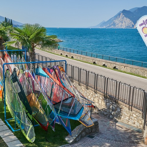 Activities on Garda Lake
